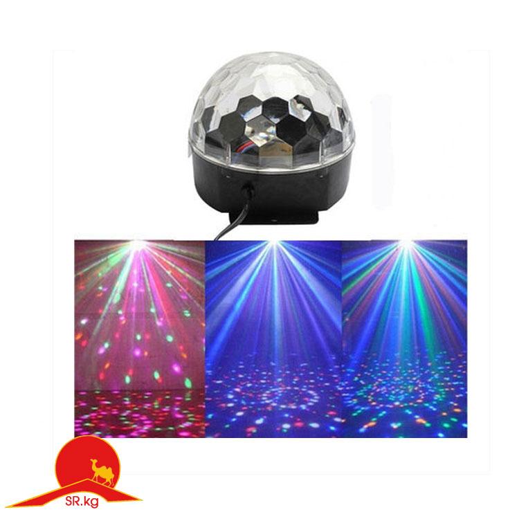 Световое оборудование для дискотек и клубов