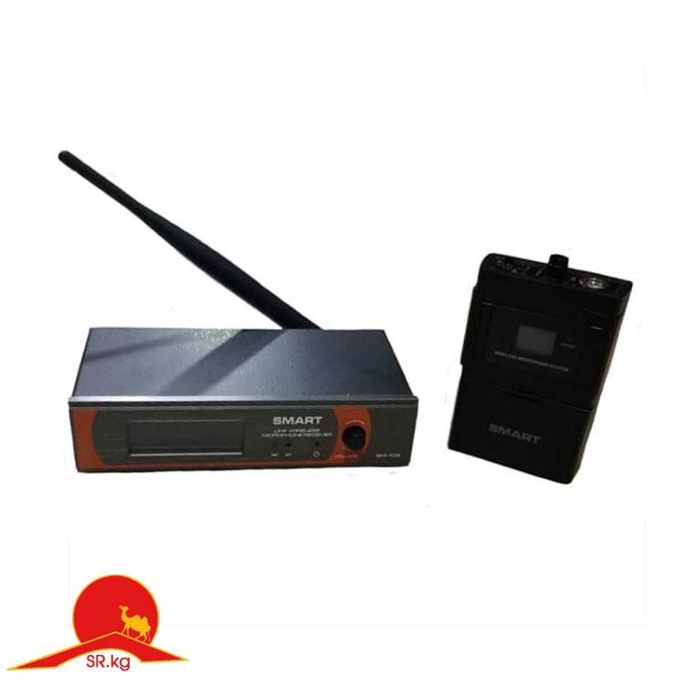 Дистанционный микрофон Smart SM-102 петличка