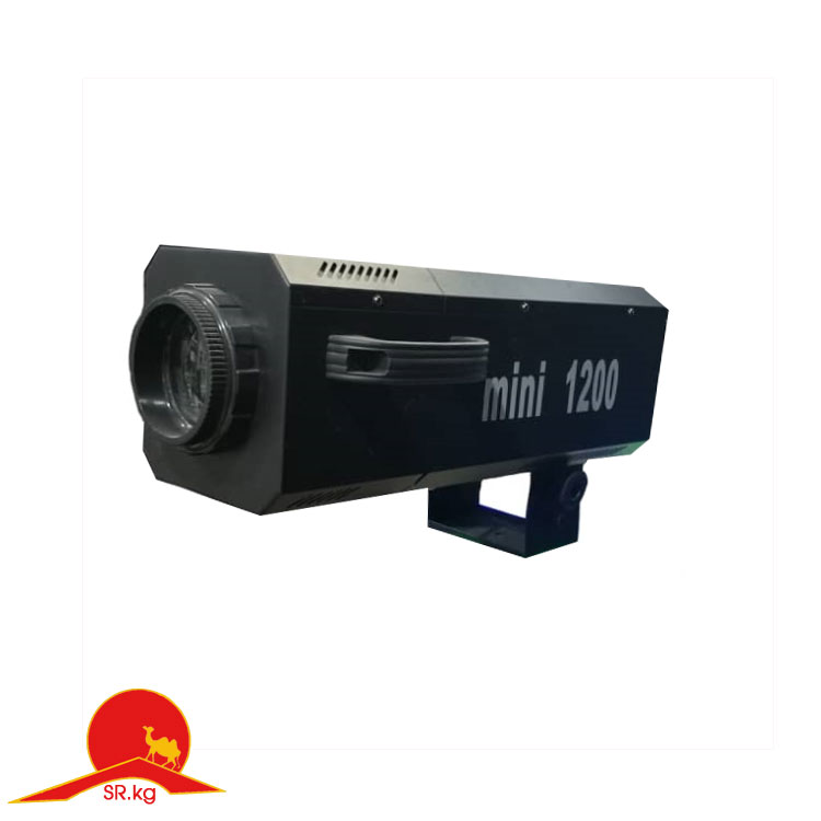Световая пушка mini 1200